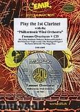 Okładka: Różni, Play the 1st Clarinet + CD - Play with the Philharmonic Wind Orchestra