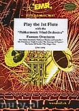 Ok�adka: R�ni, Play the 1st Flute (Famous Overtures) - Play The 1st Flute with the Philharmonic Wind Orchestra