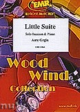 Ok�adka: Grgin Ante, Little Suite - Bassoon & Piano