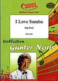 Ok�adka: Noris G�nter, I Love Samba - Big Band