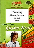 Okładka: Noris Günter, Twisting Saxophones - Big Band