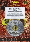 Okładka: Różni, Play the 1st Oboe + CD - Play with the Philharmonic Wind Orchestra