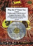 Okładka: Różni, Play the 1st Tenor Sax + CD - Play with the Philharmonic Wind Orchestra