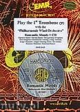 Okładka: Różni, Play the 1st Trombone + CD - Play with the Philharmonic Wind Orchestra