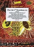 Ok�adka: R�ni, Play the 1st Trombone + CD - Play with the Philharmonic Wind Orchestra