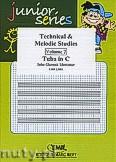 Okładka: Mortimer John Glenesk, Technical & Melodic Studies Vol. 2 - Tuba Studies