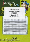 Okładka: Mortimer John Glenesk, Technical & Melodic Studies Vol. 6 - Tuba Studies