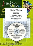 Okładka: Mortimer John Glenesk, Solo Pieces Vol. 4 + CD (Clarinet) - Clarinet & CD Playback
