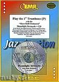 Ok�adka: R�ni, Play The 1st Trombone (Moonlight..+CD) - Play The 1st Trombone with the Philharmonic Wind Orchestra