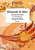 Okładka: Gershwin George, Rhapsody in Blue - Accordion Ensemble