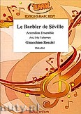 Ok�adka: Rossini Gioacchino Antonio, Le Barbier de S�ville - Accordion Ensemble