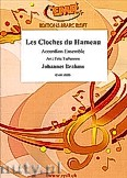 Okładka: Brahms Johannes, Les Cloches du Hameau - Accordion Ensemble