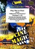 Okładka: Różni, Play The 1st Flute (Cinemagic 9 + CD) - Play with the Philharmonic Wind Orchestra