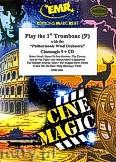 Okładka: Różni, Play The 1st Trombone (Cinemagic 9 + CD) - Play with the Philharmonic Wind Orchestra