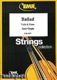 Okładka: Grgin Ante, Ballad - Viola & Piano