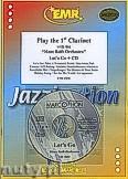 Ok�adka: R�ni, Play The 1st Clarinet (Let's Go+CD) - Play The 1st Clarinet with the Philharmonic Wind Orchestra