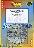 Okładka: Różni, Play The 1st Alto Sax (Let's Go+CD) - Play The 1st Alto Sax with the Philharmonic Wind Orchestra