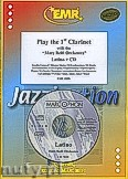 Okładka: Różni, Play The 1st Clarinet (Latino+CD) - Play The 1st Clarinet with the Philharmonic Wind Orchestra