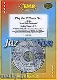 Okładka: Różni, Play The 1st Tenor Sax (Swing Time+CD) - Play The 1st Tenor Sax with the Philharmonic Wind Orchestra