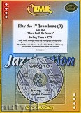 Ok�adka: R�ni, Play The 1st Trombone (Swing Time+CD) - Play The 1st Trombone with the Philharmonic Wind Orchestra