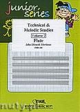 Ok�adka: Mortimer John Glenesk, Technical & Melodic Studies Vol. 2 - Flute Tutors & Studies