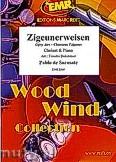 Okładka: Sarasate Pablo De, Zigeunerweisen - Clarinet & Piano