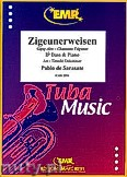 Okładka: Sarasate Pablo De, Zigeunerweisen - Bb Bass & Piano