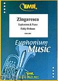 Okładka: Debons Eddy, Zingaresca - Euphonium & Piano