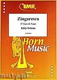 Ok�adka: Debons Eddy, Zingaresca - Eb Horn & Piano