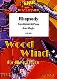 Okładka: Grgin Ante, Rhapsody - Clarinet & Piano