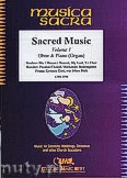 Ok�adka: R�ni, Sacred Music Volume 1 (5) - Oboe & Piano (Organ)