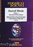 Ok�adka: R�ni, Sacred Music Volume 1 (5) - Bassoon & Piano (Organ)