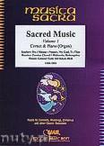 Ok�adka: R�ni, Sacred Music Volume 1 (5) - Cornet & Piano (Organ)