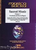 Ok�adka: R�ni, Sacred Music Volume 1 (5) - Trombone & Piano (Organ)