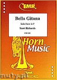 Okładka: Richards Scott, Bella Gitana - Solo Horn