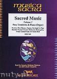 Ok�adka: R�ni, Sacred Music Volume 1 (5) - Bass Trombone & Piano (Organ)