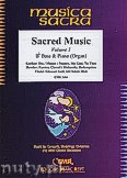 Ok�adka: R�ni, Sacred Music for Bb Bass and Piano (Organ), Vol. 1
