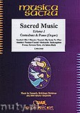 Ok�adka: R�ni, Sacred Music for Contrabass and Piano (Organ), Vol. 1