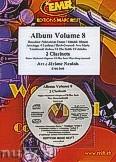 Ok�adka: Naulais J�r�me, Album Volume 8 (5) - 2 Clarinets
