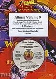 Ok�adka: Naulais J�r�me, Album Volume 9 (5) - 2 Clarinets
