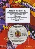 Okładka: Naulais Jérôme, Album Volume 10 (5) - 2 Clarinets