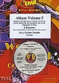 Okładka: Naulais Jérôme, Album Volume 5 (5) - 2 Bassoons