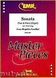 Okładka: Loeillet Jean-Baptiste, Sonata - Flute & Piano (Organ)