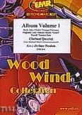 Okładka: Naulais Jérôme, Album Volume 1 (5) - 4 Clarinets