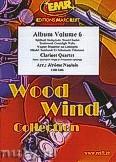 Okładka: Naulais Jérôme, Album Volume 6 (5) - 4 Clarinets