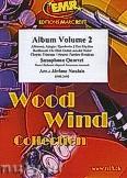 Ok�adka: Naulais J�r�me, Album Volume 2 (5) - 4 Saxophones (SATB)