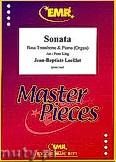 Ok�adka: Loeillet Jean-Baptiste, Sonata - Bass Trombone & Piano (Organ)