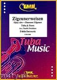 Ok�adka: Sarasate Pablo De, Zigeunerweisen - Tuba & Piano
