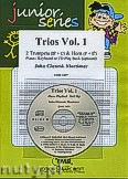 Ok�adka: Mortimer John Glenesk, Trios, Vol. 1 for 2 Trumpets (Cornets) and Horn