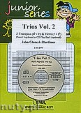 Ok�adka: Mortimer John Glenesk, Trios, Vol. 2 for 2 Trumpets (Cornets) and Horn